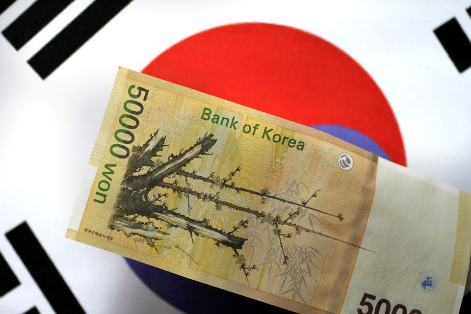 S.Korea drafts aggressive spending plan for 2022, taking debt to 50% of GDP