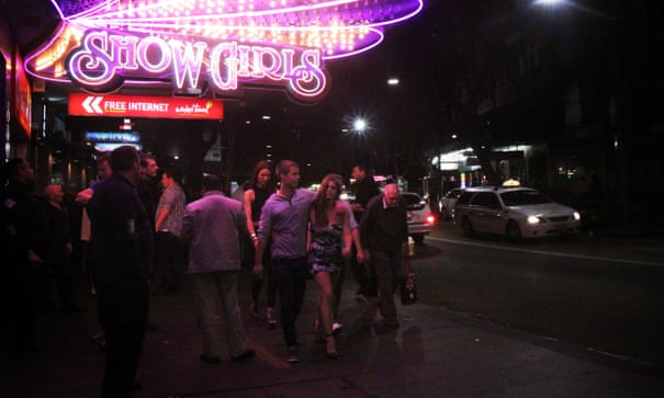 I miss behaving badly in sin city Sydney. I want to get a face tattoo at 2am