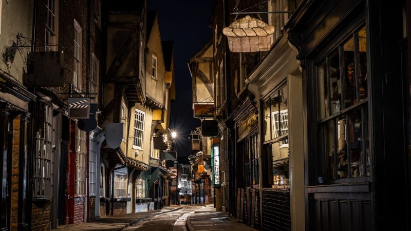 The ultimate Harry Potter experience at York's Shambles that's been compared to Diagon Alley