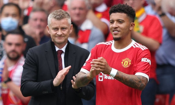 Ole Gunnar Solskjær has a title-winning squad – the time for excuses is over